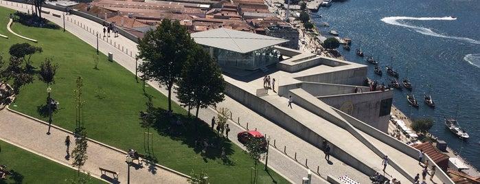 Vila Nova de Gaia is one of Porto.