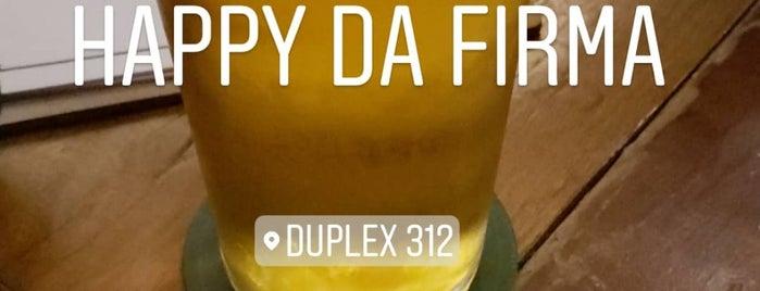 Duplex 312 is one of Locais curtidos por Cleiva.