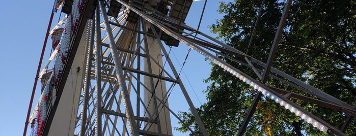 The Giant Wheel is one of Lugares guardados de Kevin.
