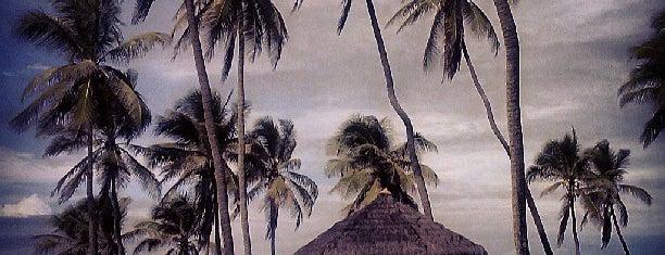 Orla de Salvador is one of Lugares favoritos de Mailson.