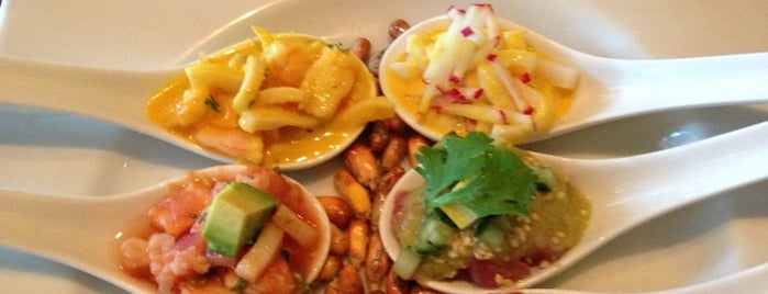 Jaguar Ceviche is one of USA Miami.