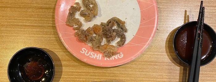 Sushi King is one of  Sasha's Liked Places.