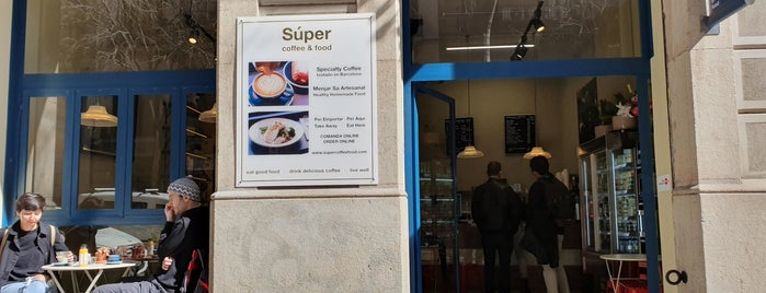 supér coffee & food store is one of Good Coffee.