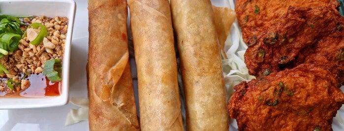 Khorat Top Thai is one of Amsterdam Food & Drink.