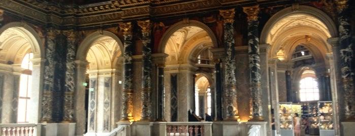 Museo de Historia del Arte de Viena is one of World Heritage Sites List.