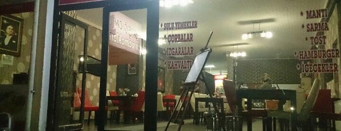 Ayışığı Cafe Ev Yemekleri is one of Places In A Row To Go.