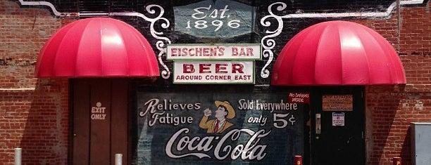 Eischen's Bar is one of Oklahoma City.