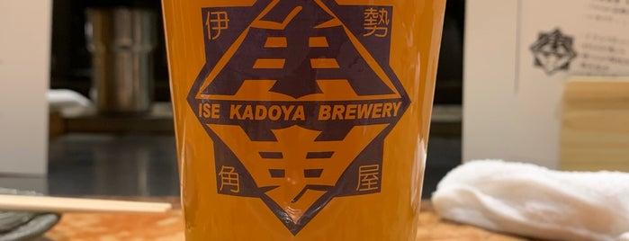 Ise Kadoya Beer is one of Lugares favoritos de atsushi69.