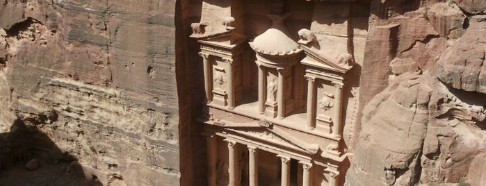 Petra is one of Bucket list.
