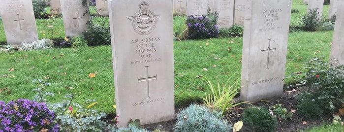 Cmentarz Wojenny Wspólnoty Brytyjskiej is one of Park Cytadela.