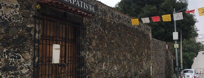 Museo Cuartel Zapatista is one of Museos de la Ciudad de México..