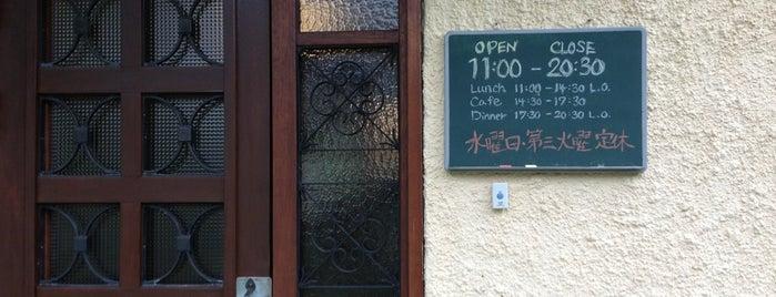 cafe Jorro is one of 帯広周辺カフェ.
