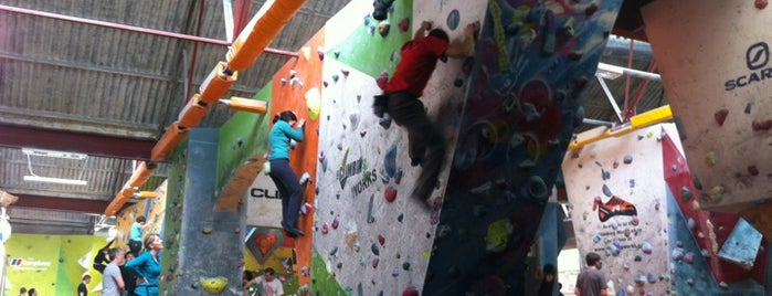 The Climbing Works is one of Posti che sono piaciuti a Robert.