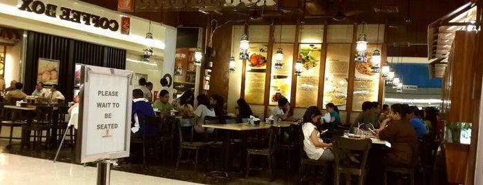 Coffee Box is one of Medan culinary spot.