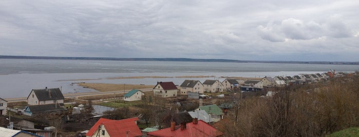 Городище «Замковая гора» is one of Вишенка 님이 저장한 장소.