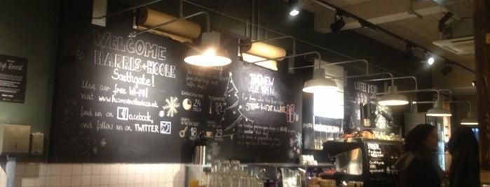 Harris + Hoole is one of Cafe & Coffee.