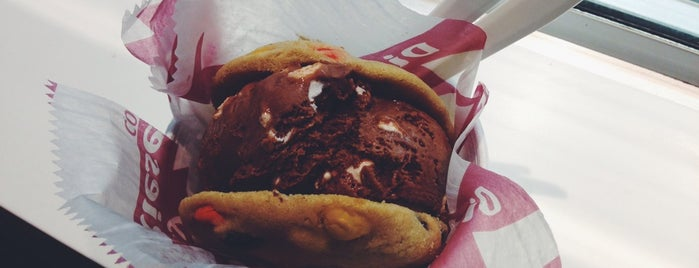 Diddy Riese is one of A Must! in Los Angeles = Peter's Fav's.