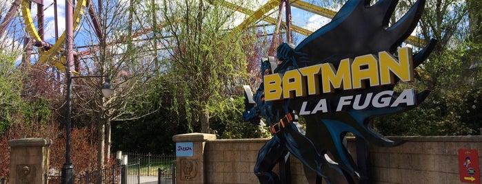 Batman La Fuga is one of Locais curtidos por Mym.