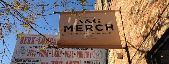 A&G Merch is one of New York City Home Goods 38.