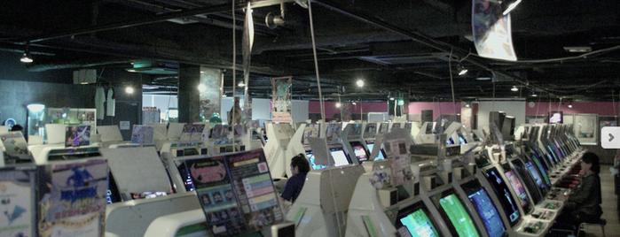高田馬場ゲーセン ミカド is one of Best Video Arcades.