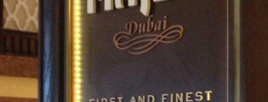 The Majlis is one of Dubai Food 6.
