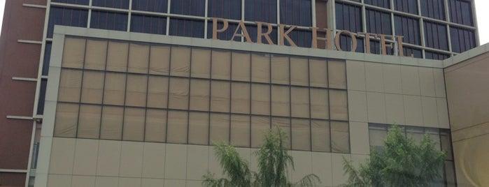 Park Hotel Bandung is one of Posti che sono piaciuti a Erin.