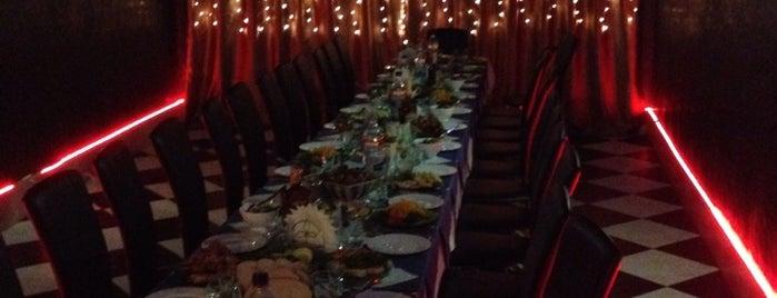 club•restauraunt•lounge «Орхидея» is one of สถานที่ที่ Ксюша ถูกใจ.