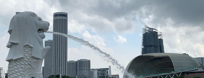 Merlion Park is one of Best of Singapore.