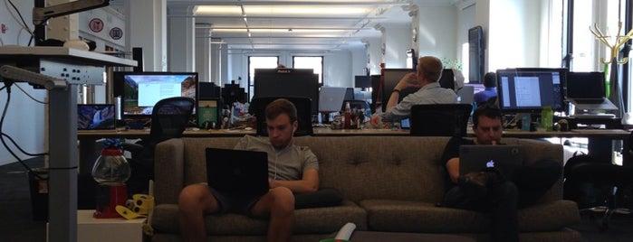 Foursquare HQ is one of ぎゅ↪︎ん 🐾'ın Kaydettiği Mekanlar.