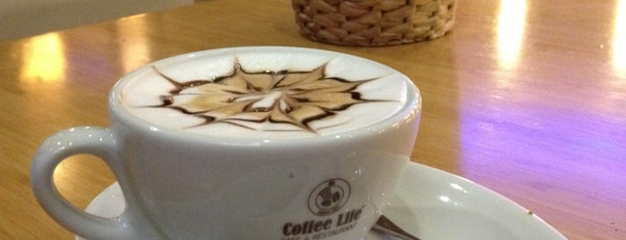 Coffee Life is one of Gorkem 님이 저장한 장소.