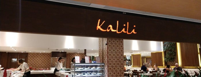 Kalili is one of Lugares favoritos de Alberto J S.