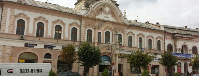 Piața Republicii is one of Turda.