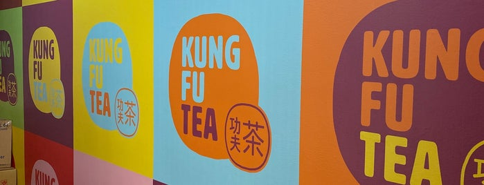 Kung Fu Tea is one of Jason : понравившиеся места.