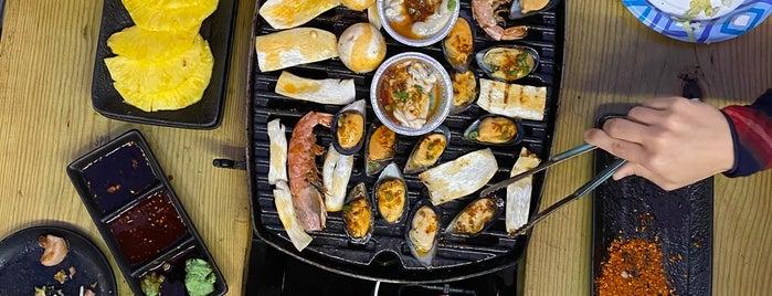 Shokunin BBQ & Sushi 匠烧 is one of NYC.