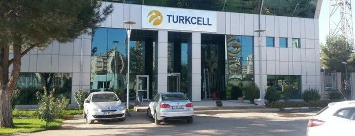 Turkcell Diyarbakır Plaza is one of Kenan : понравившиеся места.