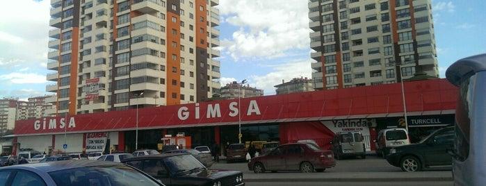 Gimsa is one of Tempat yang Disukai Seda.