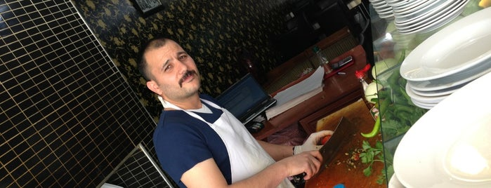 Evrenos Kebap Salonu is one of Try.