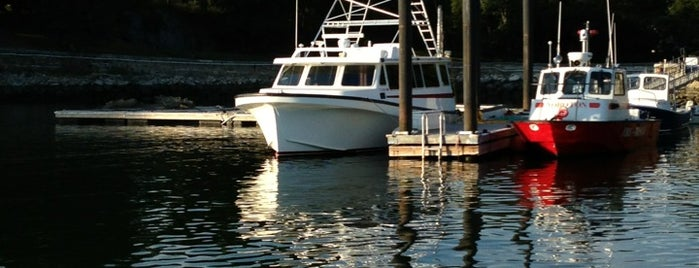 Ziegler's Cove is one of Bill : понравившиеся места.