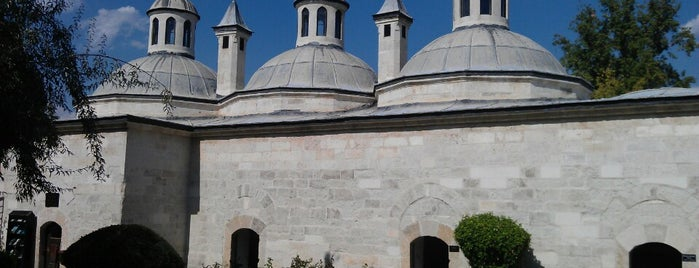 2. Beyazid Kulliyesi is one of Edirne.