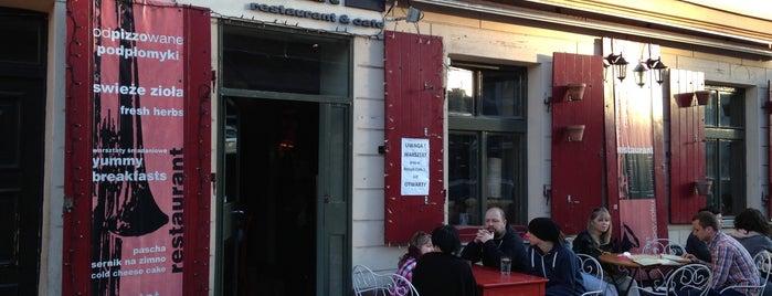 Warsztat is one of krakow restaurants.