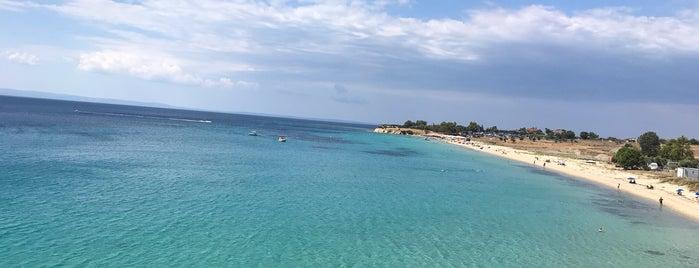 Παραλία Άη Γιάννη is one of Chalkidiki.