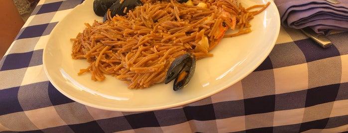 Restaurant del Mar is one of RESTAURANTS PENDENTS CAMP TARRAGONA.