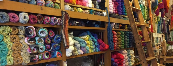Downtown Yarns is one of Yarn.