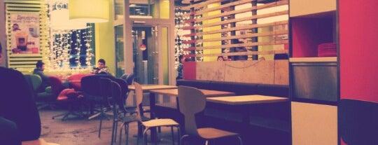 McDonald's is one of Tempat yang Disukai Tatiana.