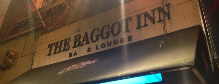 The Baggot Inn is one of Posti che sono piaciuti a Mike.