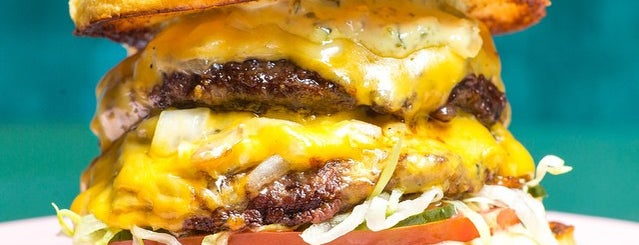 These Are the 5 Best Burgers in New York City.