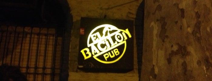 El Bacilón is one of Noche Montevideana.