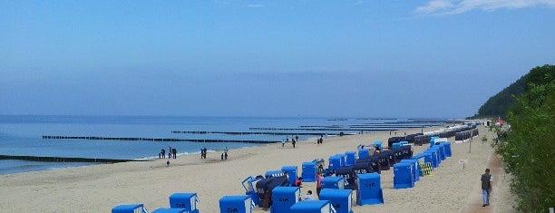Koserow Strand is one of Oostzeekust 🇩🇪.