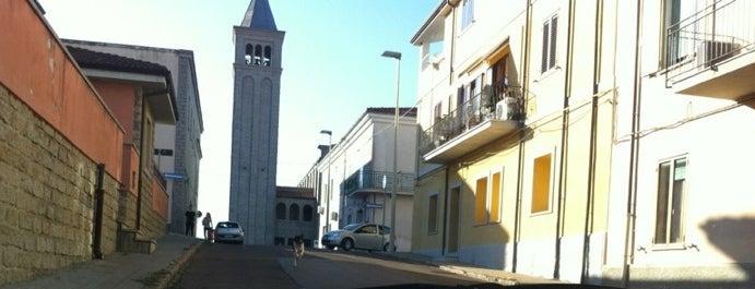 Tempio Pausania is one of Italian Cities.