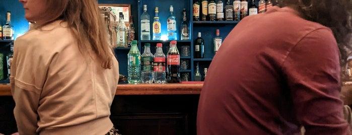 Kira Thira Jazz Bar is one of Santorini.